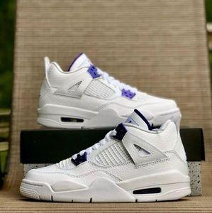 Other - Air Jordan Metallic 4s